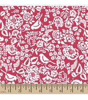 Springmaid® Cotton Fabric-Meadow Street Scroll , , hi-res