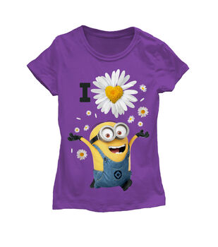 I Heart Minions Kids T-shirt
