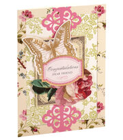 Anna Griffin Card Kit Congrats Garden, , hi-res