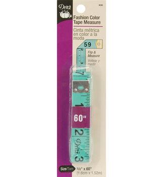 """Dritz Super-Glo Tape Measure-5/8"""" x 60"""""""