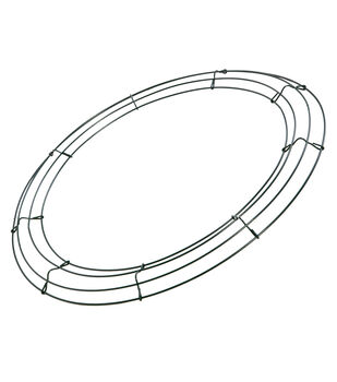 Panacea Products Box Wire Wreath Frame-24 in