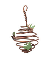 Fairy Garden Butterfly Hanging Spiral, , hi-res