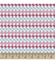 Premium Cotton Fabric-Springmaid® Marcelline Square Dot, , hi-res