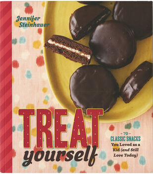 Treat Yourself Softcover Craft Book