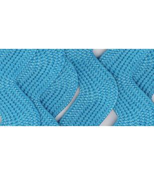 Wrights Jumbo Rick Rack-Blue Jewel