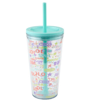 Copco Minimus Tumbler 24oz-Words