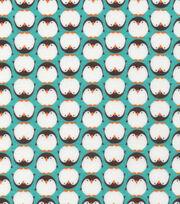 Cloud 9 Premium Cotton Fabric-Dolittles Penquin Green, , hi-res