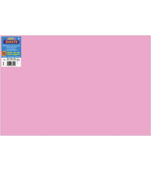 Darice Foamies Extra Thick Foam Sheet 2mm 12''X18''