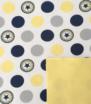 Magic Moon™-Leo & Phin Dota Double Knit Fabric, , hi-res
