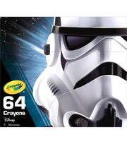 Crayola® 64ct Star Wars Crayons-Storm Trooper, , hi-res