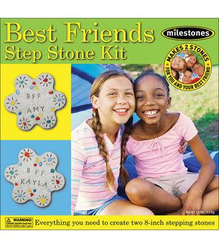 Best Friends Stepping Stone Kit
