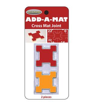 Add-A-Mat Cutting Mat Cross Joint 2/Pkg