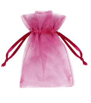 10pk 3''x4'' Organza Bags