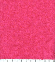 Keepsake Calico™ Cotton Fabric-Tone On Tone Vines Fuchsia, , hi-res