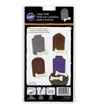 Wilton® Candy Mold-Tombstone