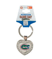 University of Florida NCAA Heart Keychain, , hi-res