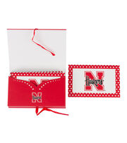 University of Nebraska NCAA Note Card Set, , hi-res