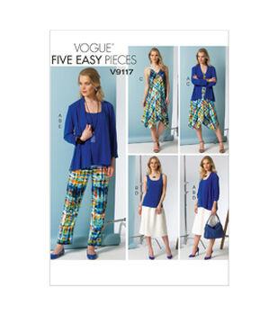 6-8-10-12--vogue Pattern