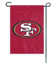 San Francisco 49ers NFL Garden Flag, , hi-res