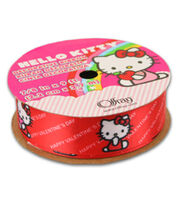 Hello Kitty Valentines Ribbon-Happy Valentines Day, , hi-res