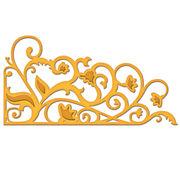 Spellbinders Shapeabilities Die D-Lites-Garden Weave, , hi-res