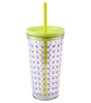 Copco Minimus Tumbler 24oz-Purple Dot