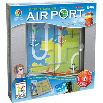 Smart Games Airport Traffic Control