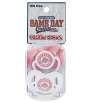 Ohio State University NCAA Pacifiers, , hi-res
