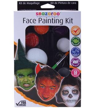 Reeves Snazaroo Face Painting Kit-Halloween