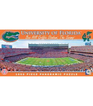 University of Florida NCAA Master Pieces  Panoramic Puzzle
