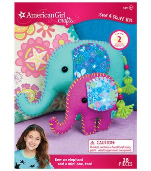 American Girl Sew Stuff Kit-Elephant