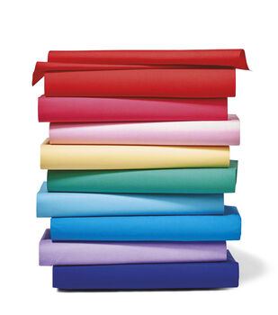 Symphony Broadcloth Cotton Fabric In Solid Colors