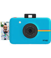 Polaroid Snap Instant Print Camera-Blue, , hi-res