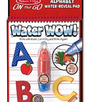 Melissa & Doug On The Go Water Wow!-Alphabet