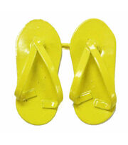 Fairy Garden Flip Flop-Yellow, , hi-res