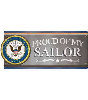 U.S. Navy Car Magnet