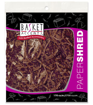 Paper Shred Chocolate-4oz