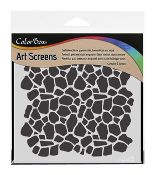 Clearsnap ColorBox Art Screens-Cobblestone