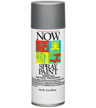 Krylon Now Aerosol Paint 9oz