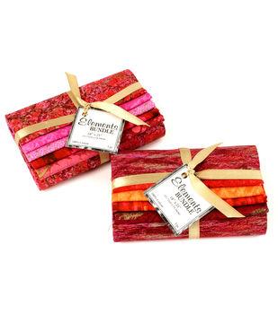 Eclectic Elements Cotton Fabric-Pink Assortment Bundle