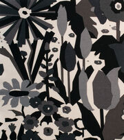 Alexander Henry Cotton Fabric-Keely Black Tea, , hi-res