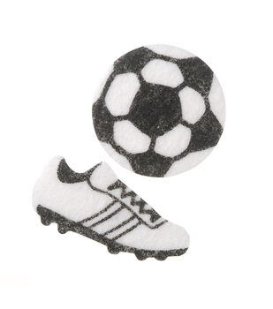 Stickers Soccer, 44pc