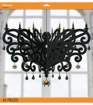 Jolee's Boutique Halloween Chandelier Kit
