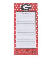 University of Georgia NCAA To-Do List, , hi-res