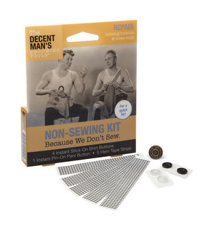 The Decent Man's Grooming Tools-Non Sewing Kit