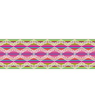 Wall Pops Petals Stripe Decals, 24 Feet