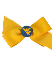 West Virginia University NCAA Hair Barrette, , hi-res