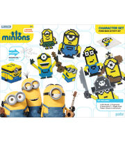Perler Minions Fused Bead Kit-assorted, , hi-res
