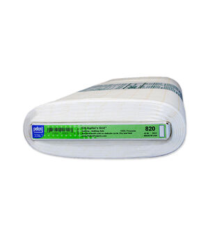 """Pellon® 820 Fusible Quilter's Grid™ 45"""" x 10 yd Board"""