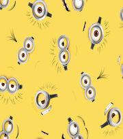 Minions - Eyes On Yellow Cotton, , hi-res